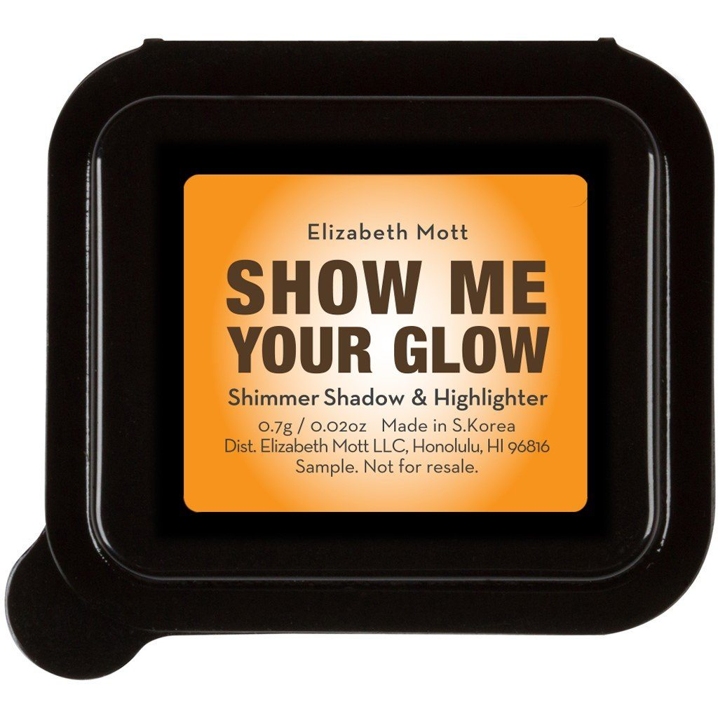 Show Me Your Glow Highlighter (SAMPLE)