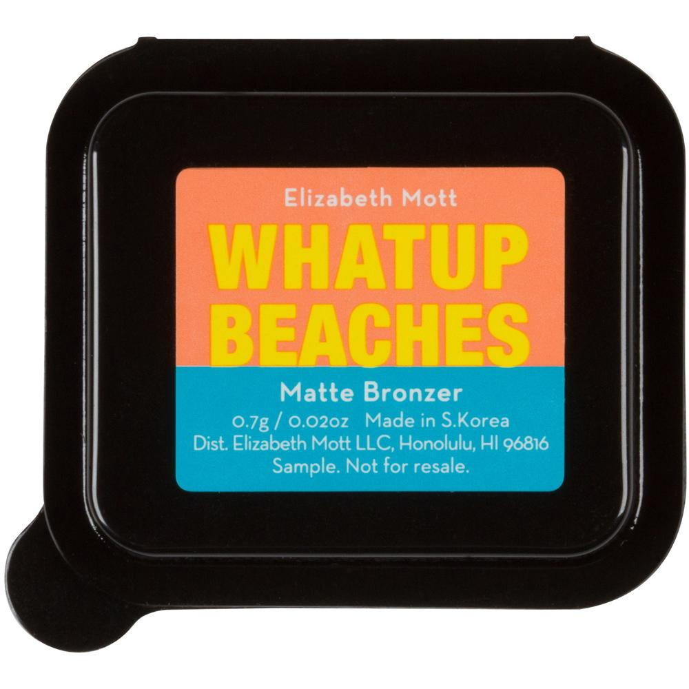 Whatup Beaches Matte Bronzer (SAMPLE)