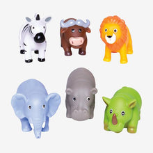 Load image into Gallery viewer, Elegant Baby Jungle Party Bath Toys