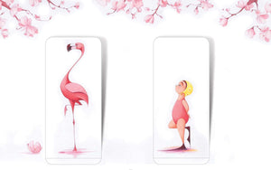 'Flora and the Flamingo' - Hardcover Book