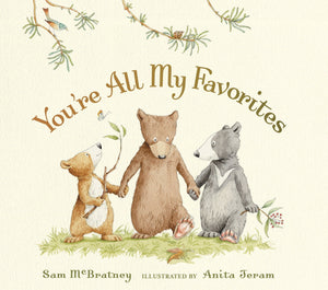 'You're All My Favorites' - Board Book
