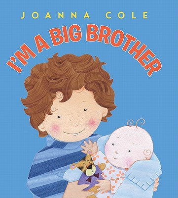 'I'm a Big Brother' - Hardcover Book