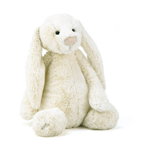 Jellycat Bashful Bunny- Cream (Medium)