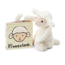 Load image into Gallery viewer, Jellycat Lamb Set