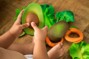 Avocado Teether