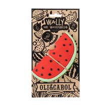 Load image into Gallery viewer, Oli & Carol Teether - Watermelon
