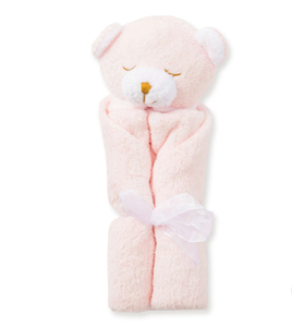 Angel Dear Lovie - Pink Bear