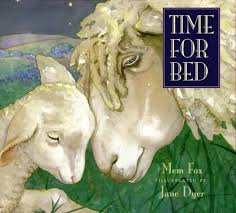'Time for Bed' - Board Book