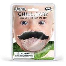 Load image into Gallery viewer, Fred Mustache Pacifier