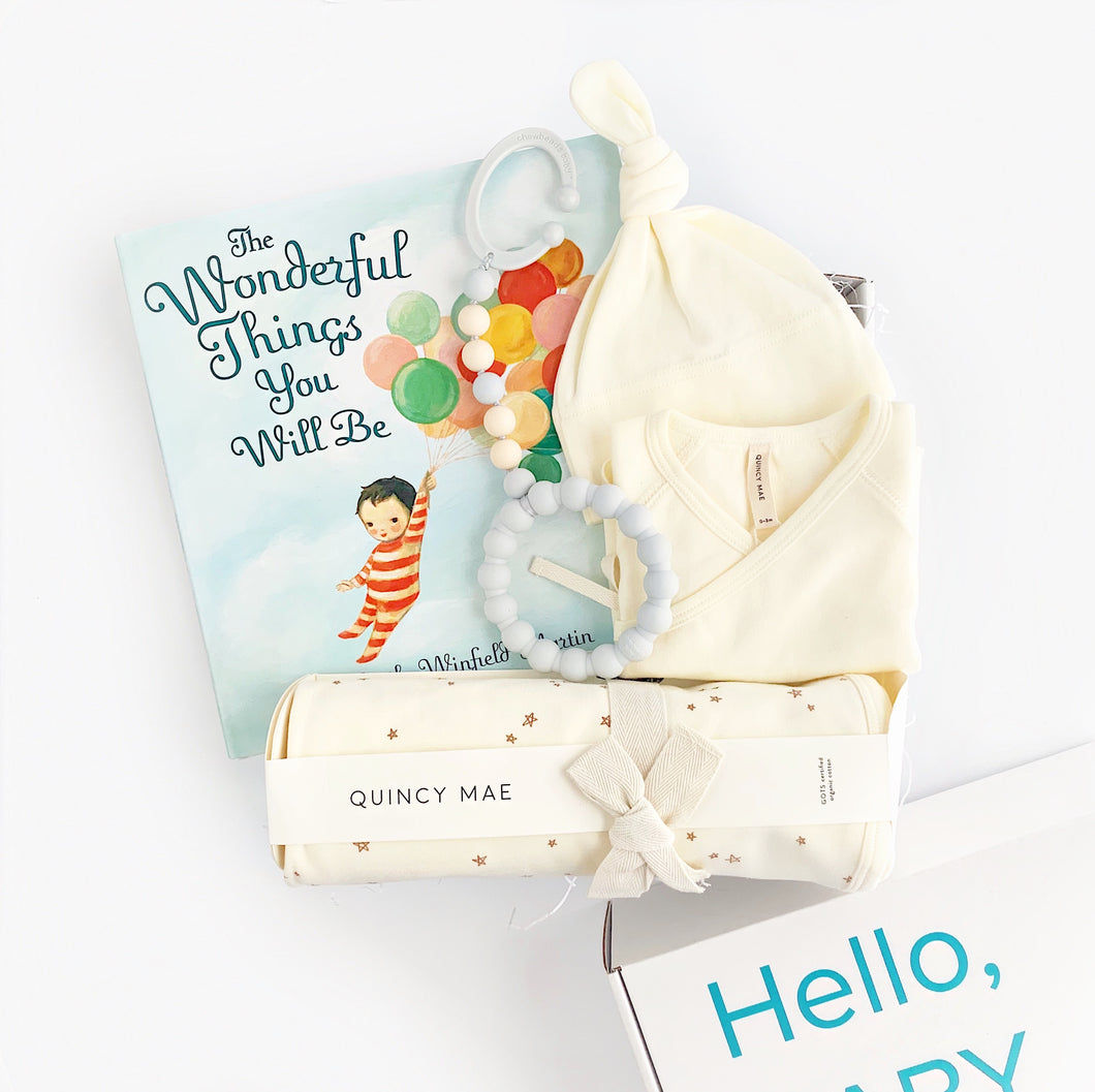 Quincy Mae Wonderful Things Gift Set