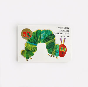 'The Very Hungry Caterpillar' - Board Book