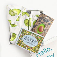 Load image into Gallery viewer, Velour Tracksuit Gift Box Set - Avocado