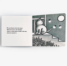 Load image into Gallery viewer, 'Kittens First Full Moon' - Board Book