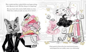 'Claris the Chicest Mouse in Paris' - Hard Cover Book