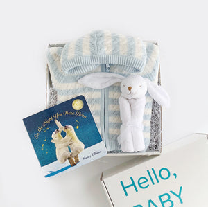 Box-O-Cozy, Baby Blue