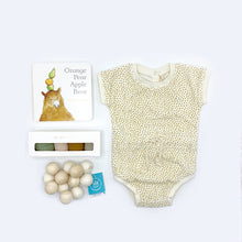 Load image into Gallery viewer, Terry Onesie Box Set - Milk & Honey