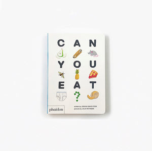 'Can You Eat?' - Board Book