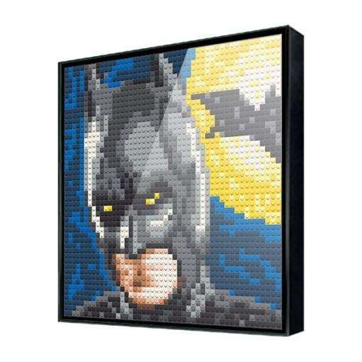 Batman <br> 1 Big Board - PhotoBrickUSA