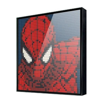 Spider Man <br> 1 Big Board - PhotoBrickUSA