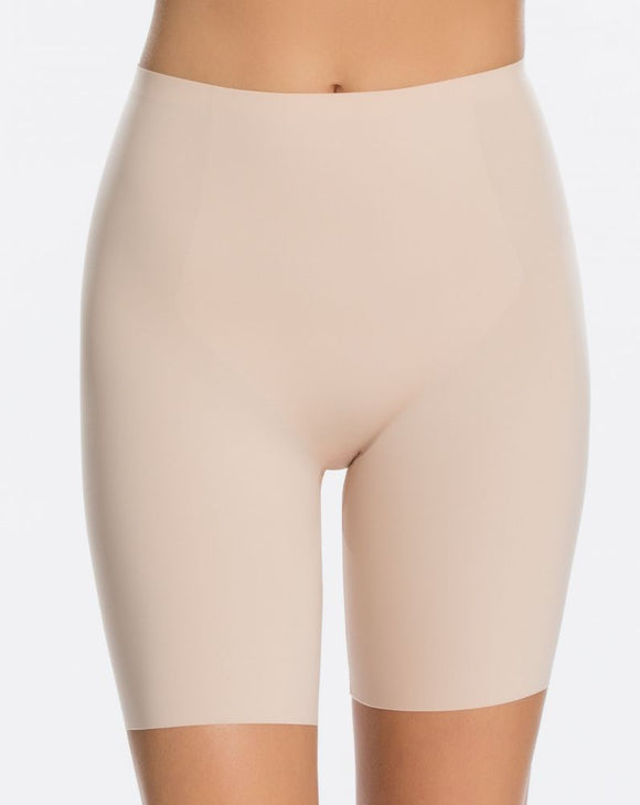 Spanx High To Waist Mid Thigh Tummy Control Short 10005R
