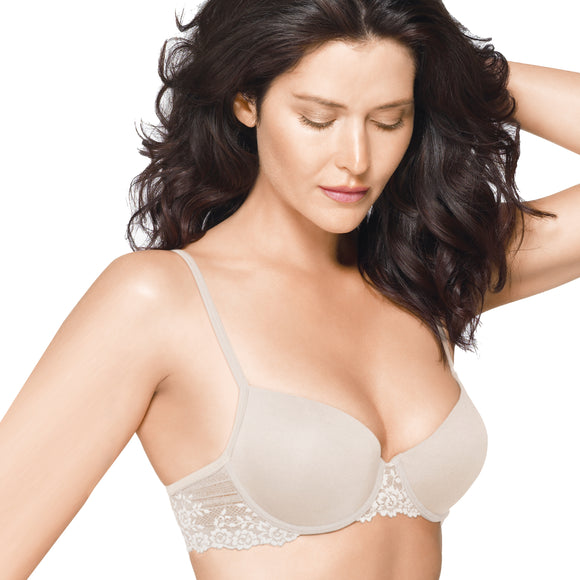Wacoal Embrace Lace Petite Push Up Underwire Bra 75891