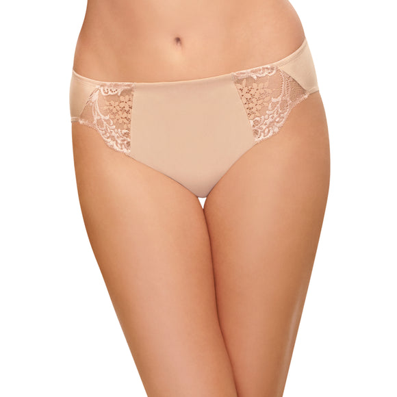 Wacoal Lace Impression Hi-Cut Brief 841257