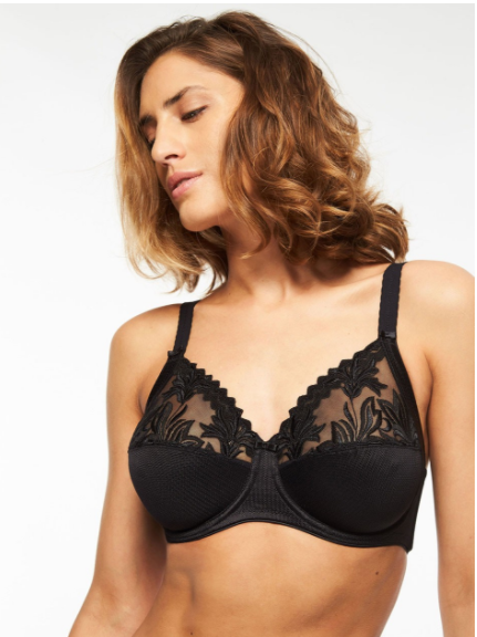 Chantelle Amazone Full Coverage Unlined Bra 2101 black
