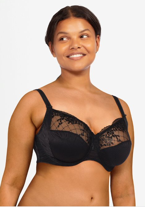 Chantelle Pont Neuf 3 Section Underwire Bra 1381