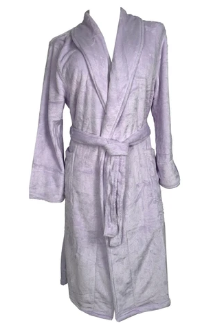 KayAnna Long Shimmer Mansfield Robe M147