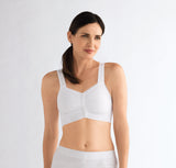 Amoena Theraport Post Surgery Bra - White 2161