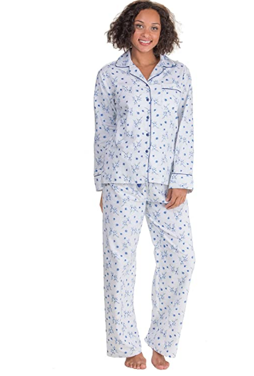 KayAnna Flannel Pajamas F15175