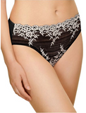 Wacoal Black Embrace Lace Hi-Cut Brief 841191