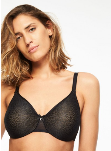 Chantelle Magnifique Seamless Unlined Minimizer Underwired Bra 1891