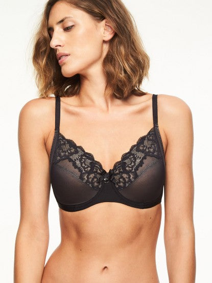 Chantelle full coverage underwired bra 6761