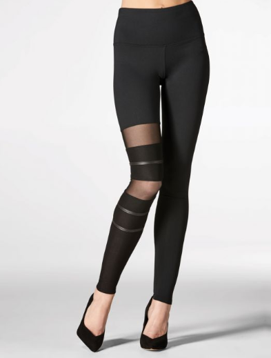 Mondor One Leg Design Legging 5667