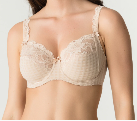 PrimaDonna Madison Full Cup Wire Bra 162120 Nude