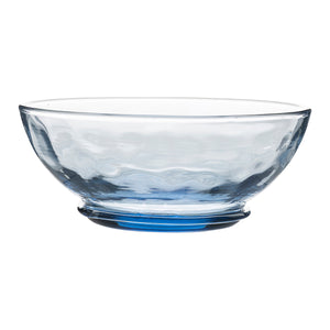 Carine Blue Cereal/Ice Cream Bowl Set (4)