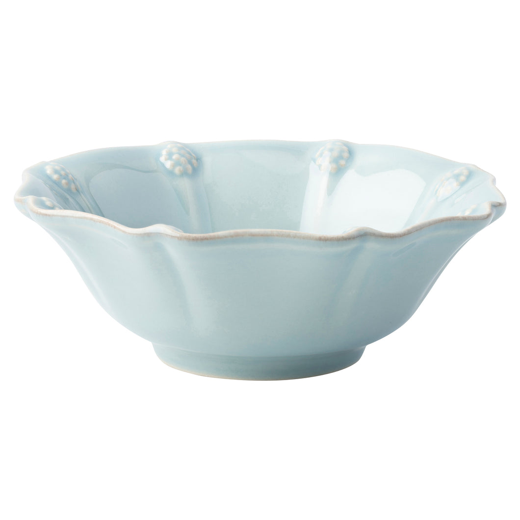 Berry & Thread Ice Blue Berry Bowl Set (4)