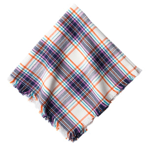 Alpine Plaid Napkin Set (4)