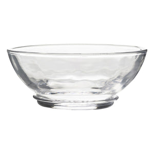 Carine Clear Cereal/Ice Cream Bowl Set (4)