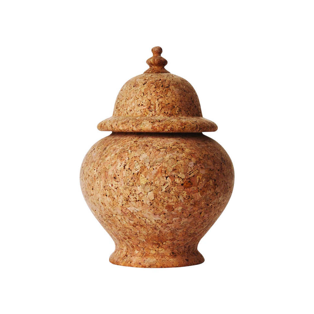 Quinta Cork Ginger Jar