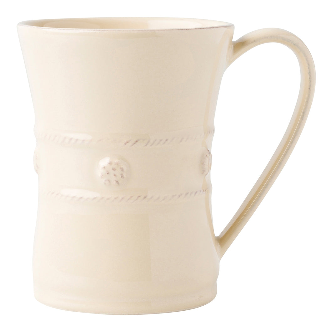 Berry & Thread Butter Yellow Mug Set (4)