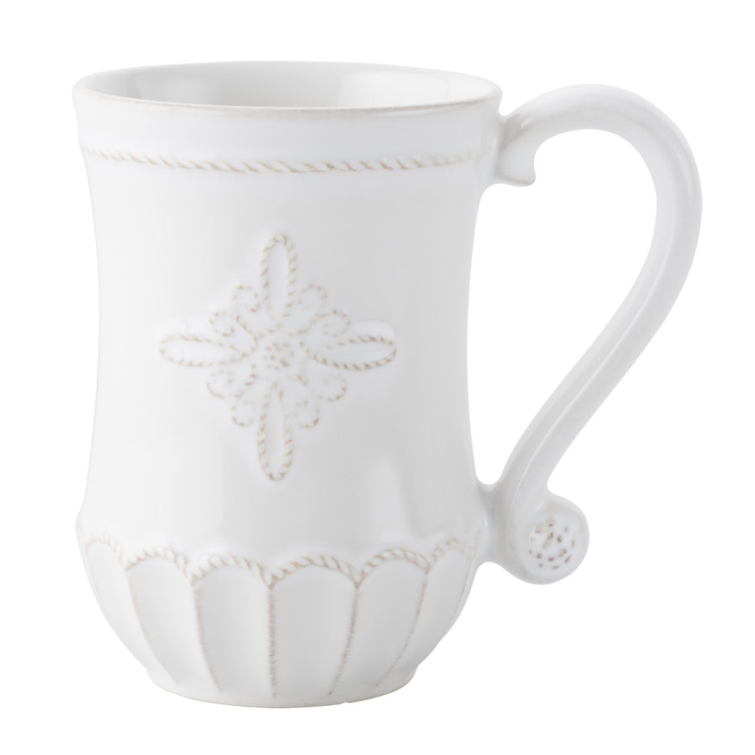 Jardins du Monde Whitewash Mug Set(4)