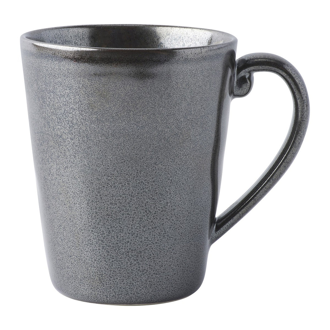 Pewter Mug Stoneware Set (4)
