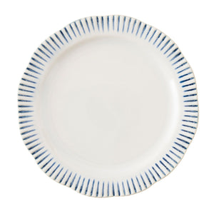 Sitio Stripe Dinner Plate Set (4)