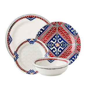 Tangier set for 4 (16pcs)