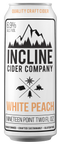 Incline White Peach 19.2oz