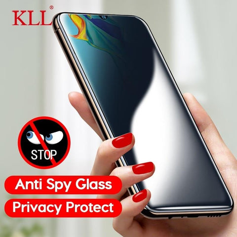 Huawei Privacy Tempered Glass screen protector