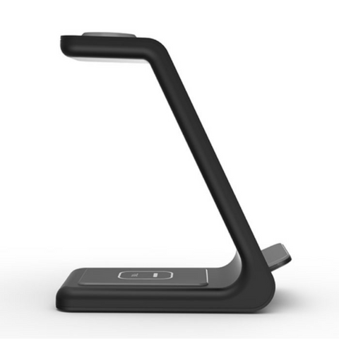 Image of QuickUnir™ 3 in 1 Charge Dock | Draadloze Oplader voor Samsung en Apple