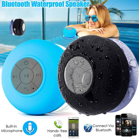 Image of Mini waterdichte Wireless Bluetooth Speaker